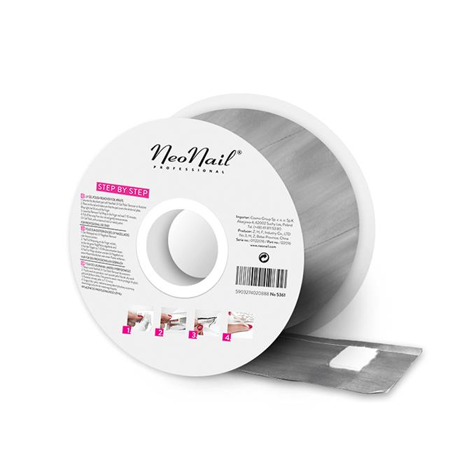 Nail Foil Wraps σε ρολό - 250