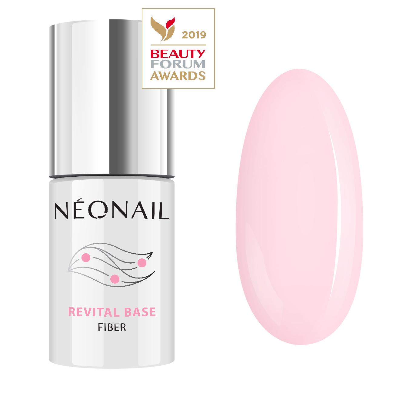 Revital Base Fiber - Rosy Blush 7,2 ml